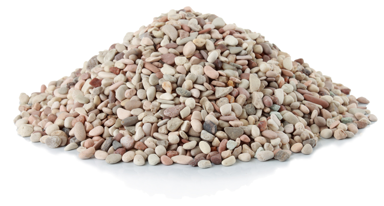 Crushed Gravel and Aggregates